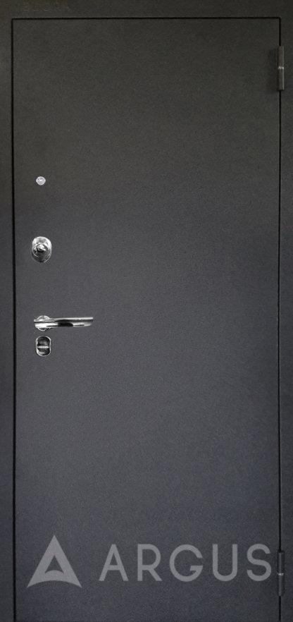 Сейф-дверь Аргус Люкс ПРО 3К Черный шелк