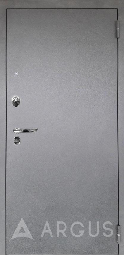 Входная дверь Аргус Люкс ПРО 3К Серебро антик