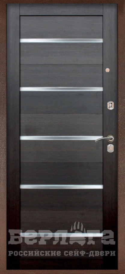 Сейф-дверь Берлога Оптима АЛЕКСАНДРА Вельвет