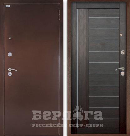 Сейф-дверь Берлога Оптима ДИАНА Вельвет