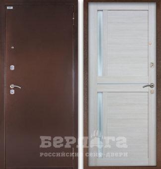 Сейф-дверь Берлога Оптима МИРРА Буксус
