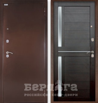 Сейф-дверь Берлога Оптима МИРРА Вельвет