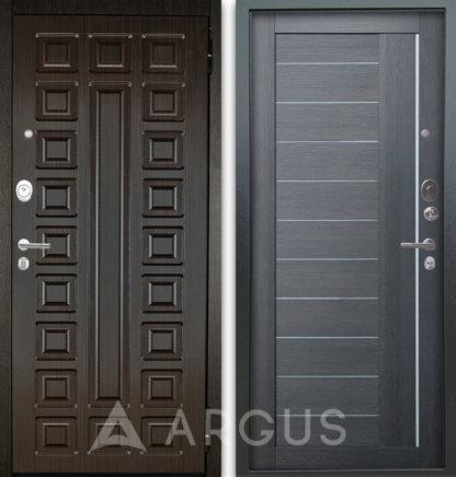 Сейф-дверь Аргус Люкс АС 2П СЕНАТОР ВЕНГЕ/ДИАНА ЛУННАЯ НОЧЬ