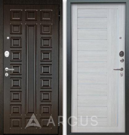 Сейф-дверь Аргус Люкс АС 2П СЕНАТОР ВЕНГЕ/ДИАНА БУКСУС