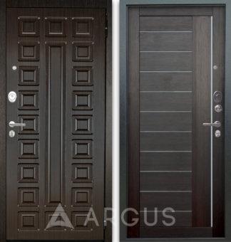 Сейф-дверь Аргус Люкс АС 2П СЕНАТОР ВЕНГЕ/ДИАНА ВЕЛЬВЕТ