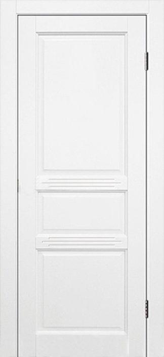 Межкомнатная дверь Аргус Джулия 2 ДГ Белый жемчуг