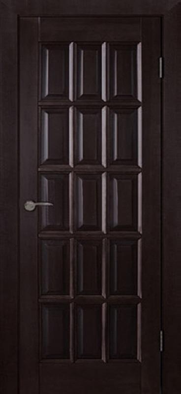 Межкомнатная дверь Аргус Прима ДГ Венге