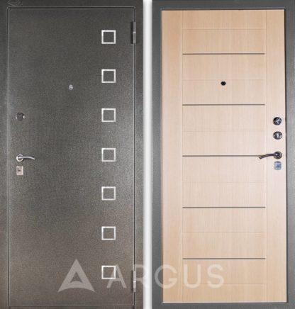 Стальная сейф дверь с молдингами Аргус ДА-1 Даллас