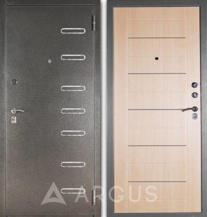 Входная дверь с молдингами Аргус Стиль ДА-1 Элис