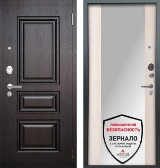 Входная металлическая дверь Аргус Люкс ДА-97