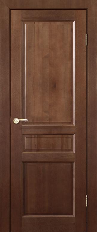Межкомнатная дверь Аргус Джулия 1 ДГ Ирокко морение