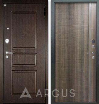 Входная сейф дверь Аргус Люкс АС 2П Сабина Венге/Гауда Керамика