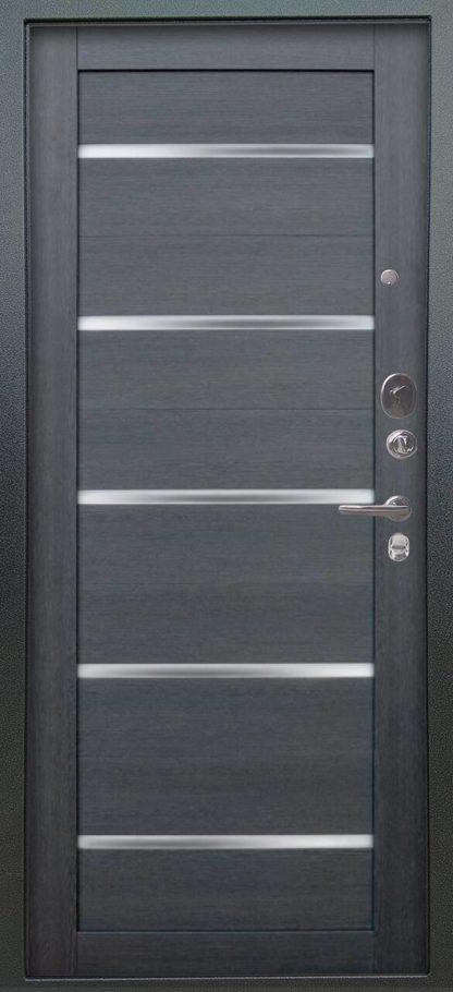 Дверь со стеклом Аргус Люкс АС 2П Триумф Венге/Александра Лунная ночь