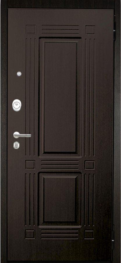 Входная дверь Аргус Люкс АС 2П Триумф Венге