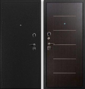 Стальная входная дверь Воевода Рекрут-2 с молдингами