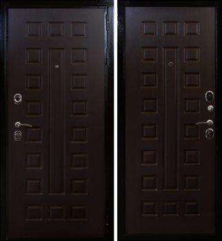Входная дверь Воевода Сармат Кале Венге