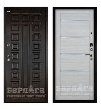 Сейф-дверь Берлога Оптима 2П Сенатор Венге/Александра Буксус