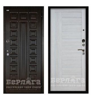 Сейф-дверь Берлога Оптима 2П Сенатор Венге/Диана Буксус