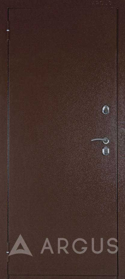Сейф-дверь Аргус ТЕПЛО внешняя сторона