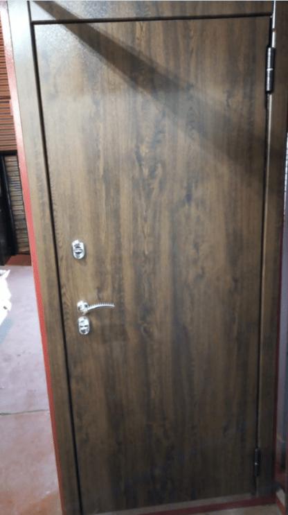 Металлическая входная дверь с терморазрывом Аргус ТЕПЛО-1 2П