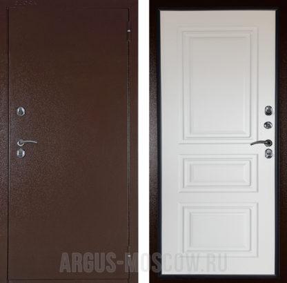 Входная уличная дверь с терморазрывом Аргус Тепло-35
