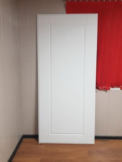 Входная стальная дверь Аргус Тревор Белый силк