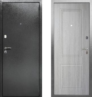 Входная дверь Берлога Абсолют Грей