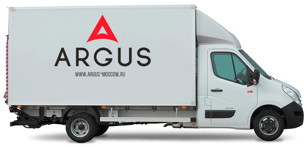 Доставка дверей Аргус