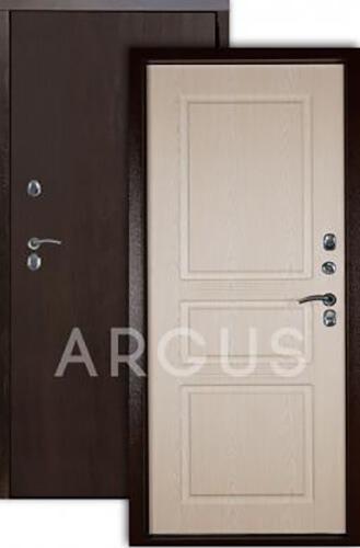 Стальная входная сейф дверь с терморазрывом Аргус ТЕПЛО-5 2П для дома